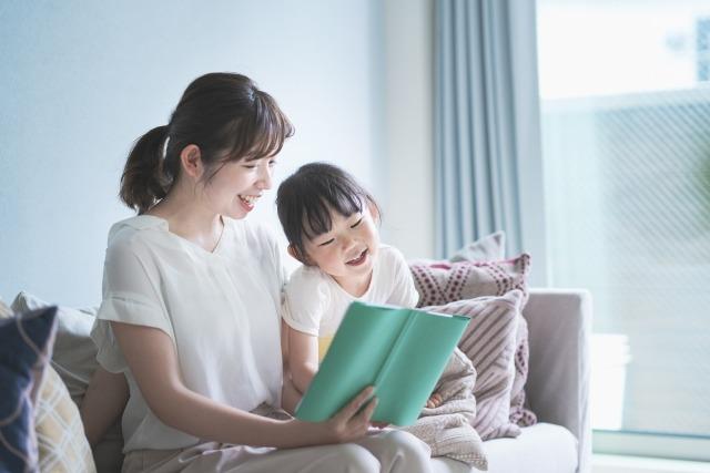 家族で読書